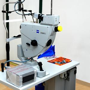 德国蔡司眼底造影系统